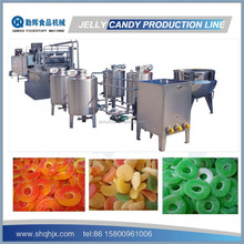 Fully automatic candy machine for jelly
