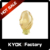 KYOK resin finials,durable curtain finials,hotsale curtain finials