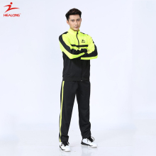 Cheap Factory Custom Football Design Your Own Tracksuit Wholesale Men