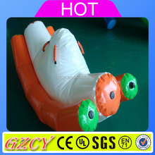 High quality inflatable seesaw/adult seesaw/inflatable playground seesaw