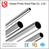 New product ASTM TP316L Schedule 80 stainless steel pipe price list