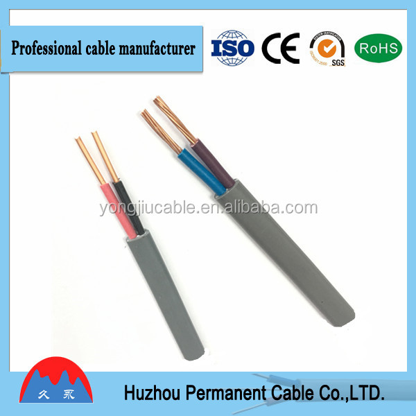 China Manufacturer 1.5mm PVC Insulated Electric Cable Price 2.5mm Electrical Copper Wire Ningbo/Shanghai Port