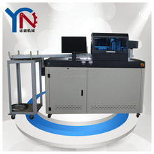 aluminum signage bending helper Automatic steel channel making machine