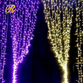 Custom LED outdoor curtain lights for sale