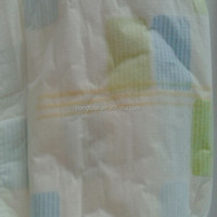 Fluff Pulp & Japanese SAP Sleepy Disposable Baby Diapers Manufacturer in China
