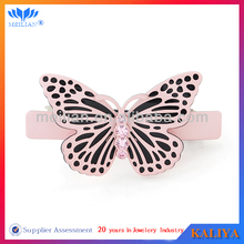 Colorful Fashion Crystal Stone Hair Clips For Girl
