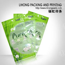 Pure Bag For Compressed 100% Cotton Nonwoven Cloth Mask