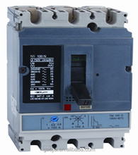 NS series Moulded Case Circuit Breaker 100A 160A 250A 400A 630A, 3P 4P MCB