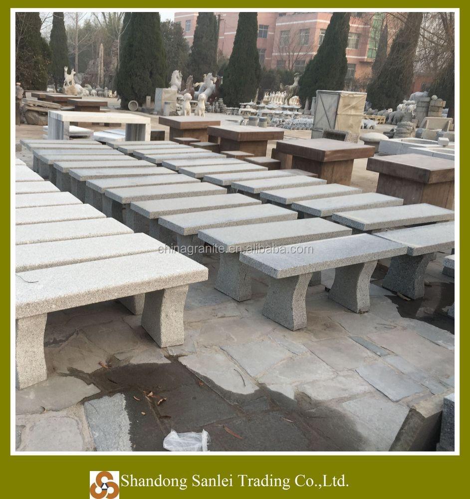 Mobili da giardino panca di pietra per la vendita giardino for Vendita mobili da giardino