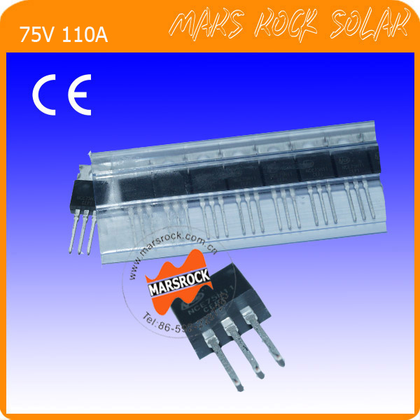 75V 110A TO-220-3L N-Channel Power Mosfet