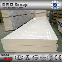 Easy to install wall in freezer cold storage sandwich panel