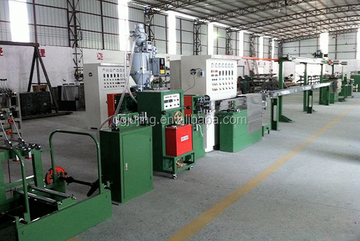 Electric Cable Extrusion Line Cable Making Machine for XLPE Cable