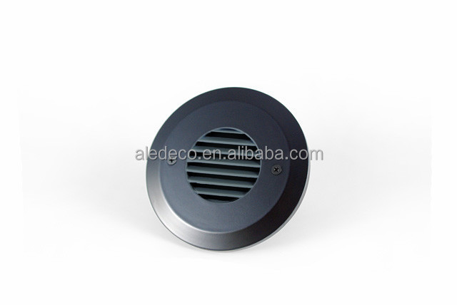 ALED-RD5 ETL Round Recessed Step LED Garden LED Light