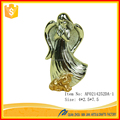 Europe Plating Angel Figurines Wholesale Handmade Religious Supply Resin Craft
