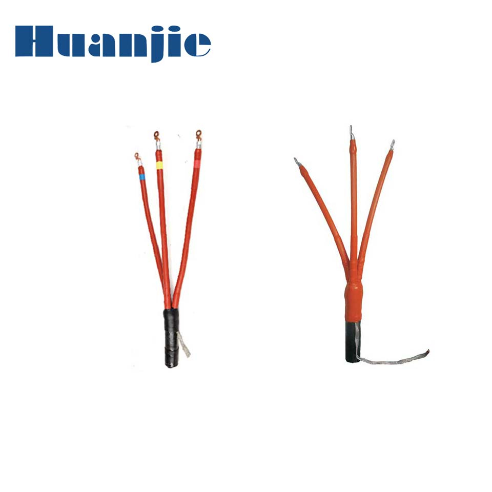 Auto Insulated Bht Pvc Terminal Heat Shrink Cable Termination