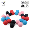 Fitness Gym Equipment Wholesale Rubber Small Lacrosse Ball