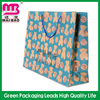 2016 Popular Hand Packaging Color Art Kraft Christmas Paper Bag