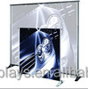 8ft,10ft telescopic fabric retractable banner stand