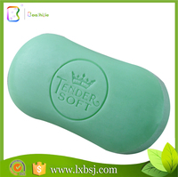 125G anti-inflammation whitening aloe barbadensis mill bath soap