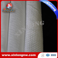 cross lapping pearl spunlace nonwoven fabric