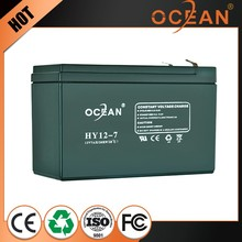 Contemporary promotion 12V replaced 7ah 12v gel battery
