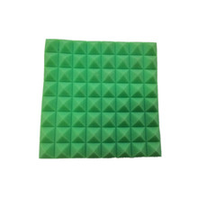 Room Soundproof Use Back Adhesive Fireproof Pyramid Sound Insulation Foam