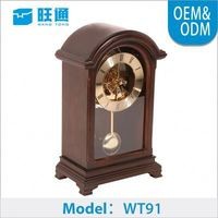 Hot sales Made-in-China MDF kent table clock