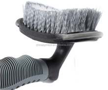 Car tire cleaning brush