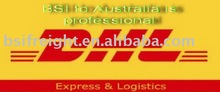 DHL Express Courier from Shenzhen China to Ireland