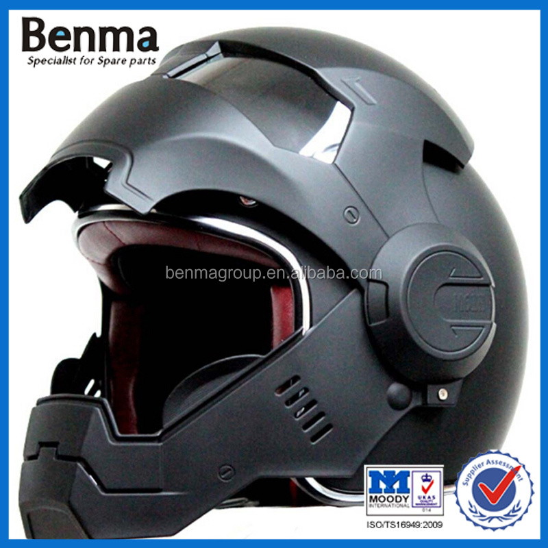 2016 hot sell new design unique transformer motorcycle helmet