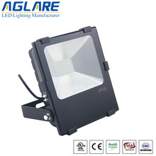SMD 50w 4000 lumen outdoor led flood light for playground