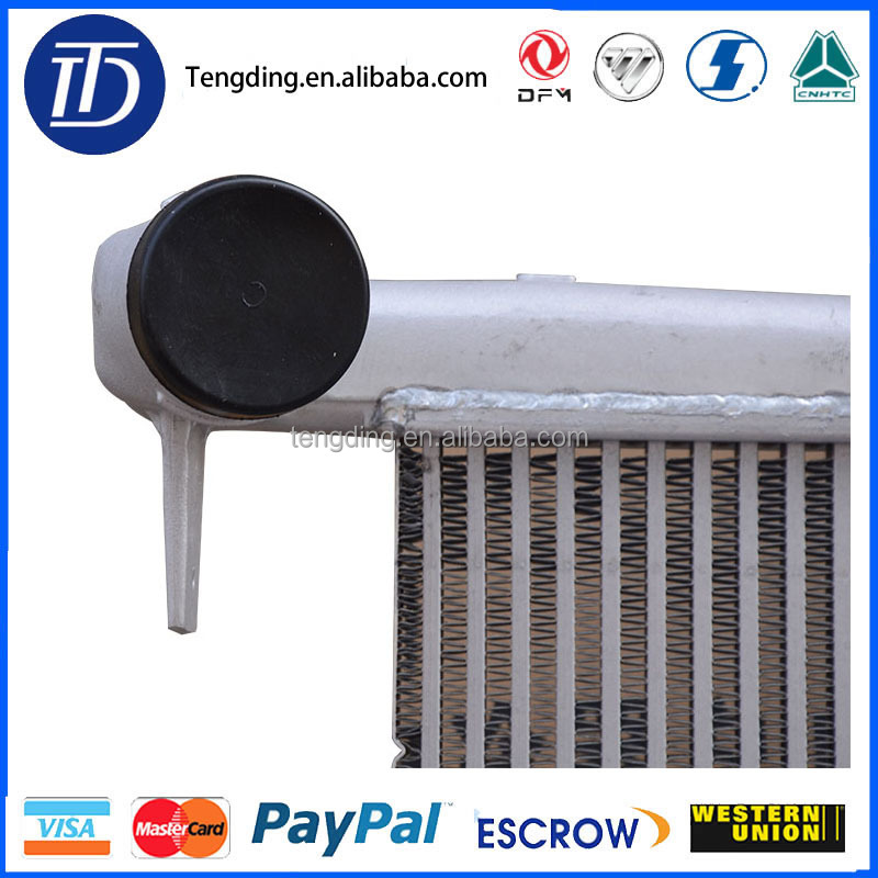 1119010-K0300 model number,aluminum heating radiator,cheap truck radiator expansion tank for sale