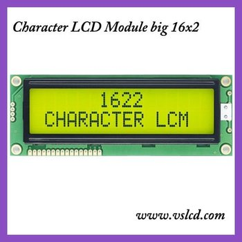 STN 1602 lcd display module