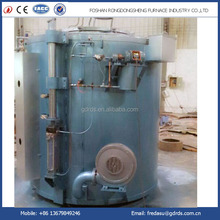 Pit type vaccum nitrogen atmosphere heat treatment furnace