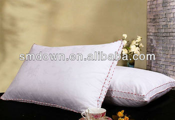 bedding down & feather pillow case,pillow cover
