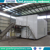 Frozen French Fries Making Machine/french fries processing line