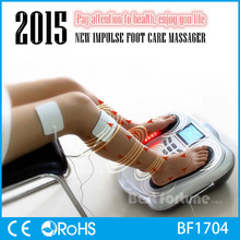 foot massage machine price Low-frequency impulse infrared Remote foot massage