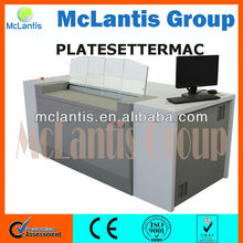 2013 nouvelle UV CTP machine