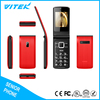 Dual Sim 3G Wcdma Senior Cell Phone,Elder Flip Mobile Phone,Talking Voice Keypad Buttons Senior Elders Easy Using Mobile Phone