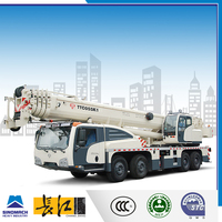 hydraulic lifting 55t 50 ton crane price