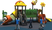 High Quality Kindergarten Outdoor Play Equipment