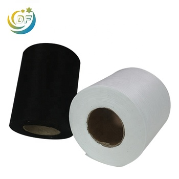 Nonwoven material surgical mask used activated carbon air filter fabric