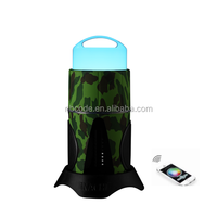 outdoor use mobile charger Waterproof Bluetooth Speaker