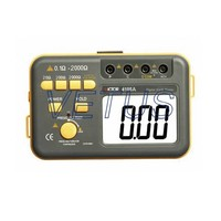 Best price VICTOR4105A VC4105A digital earth resistance tester