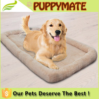 Dog crate pet bed dog mat pet product/ dog bed