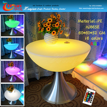 16 color change led table lamp light