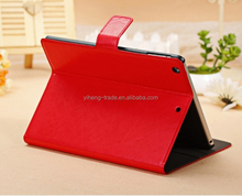 New Arrival Stand Cover Case for Apple iPad Air 9.7 inch High Quality Fashion Slim Leather Case for Apple iPad Air