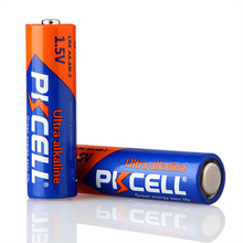 Wholesale 0 mercury pkcell 1.5v dry cell battery aa lr6 um3 am3 alkaline battery