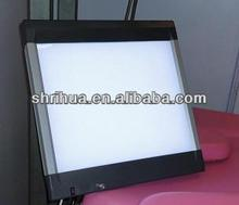 High aluminum alloy mammography film viewer
