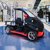 CE approved mini electric cargo van / electric passenger van